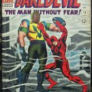 DAREDEVIL# 18 July 1966 1st Gladiator/Origin John Romita Cover/Art KEY: 7.5 VF-