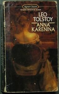 ANNA KARENINA by LEO TOLSTOY PAPERBACK BOOK SIGNET CLASSIC 1980: GOOD