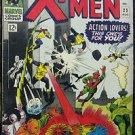 X-MEN# 23 Aug 1966 Count Nefaria Unicorn Roth Cover/Art Silver Age: 7.0 FN-VF