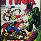 THOR# 146 Nov 1967 Origin of the Inhumans Kirby Art Silver Age KEY: 7.0 FN-VF