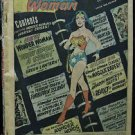 WONDER WOMAN# 214 Oct-Nov 1974 100 pg Giant Swan Andru/Esposito Art COVERLESS BA