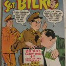SGT BILKO# 10 Dec 1958 Starring Phil Silvers, Based on CBS TV Show: 7.0 FN-VF