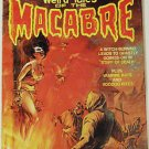 WEIRD TALES OF THE MACABRE# 2 Mar 1975 B&W Boris Vallejo Cover Atlas: 9.0 VF-NM