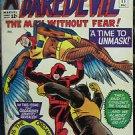 DAREDEVIL# 11 Dec 1965 Ani-Men Powell/Wood Cover/Art Silver Age: 6.0 FN