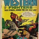WESTERN FIGHTERS VOL 3 # 3 Feb 1951 Buckskin Benson Hillman Golden Age: 4.5 VG+