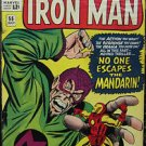 TALES OF SUSPENSE# 55 July 1964 3rd Mandarin All About Iron Man SA KEY: 6.5 FN+