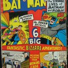BATMAN# 182 Jul-Aug 1966 80pg Giant G-24 Moldoff/Mortimer Cov Silver: 7.0 FN-VF