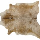 Brown Salt and Pepper Brazilian Cowhide Cow Hide Area Rugs - Size XL