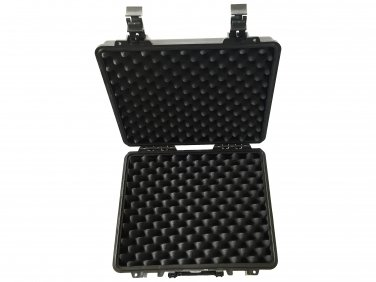 A camera case pull pluck foam BB-2730 dust and waterproof storage black