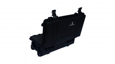 Remote control, pluck foam BB-2666 dust and waterproof storage Black