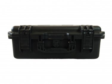 Sailing Waterproof case pull pluck foam BB-2730 dust and waterproof storage black