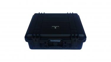 Tool case pluck foam BB-1478 dust and waterproof storage Black