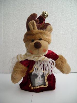 Reindeer chocolate bag