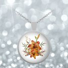 Tiger Lily Bouquet v2 - Necklace