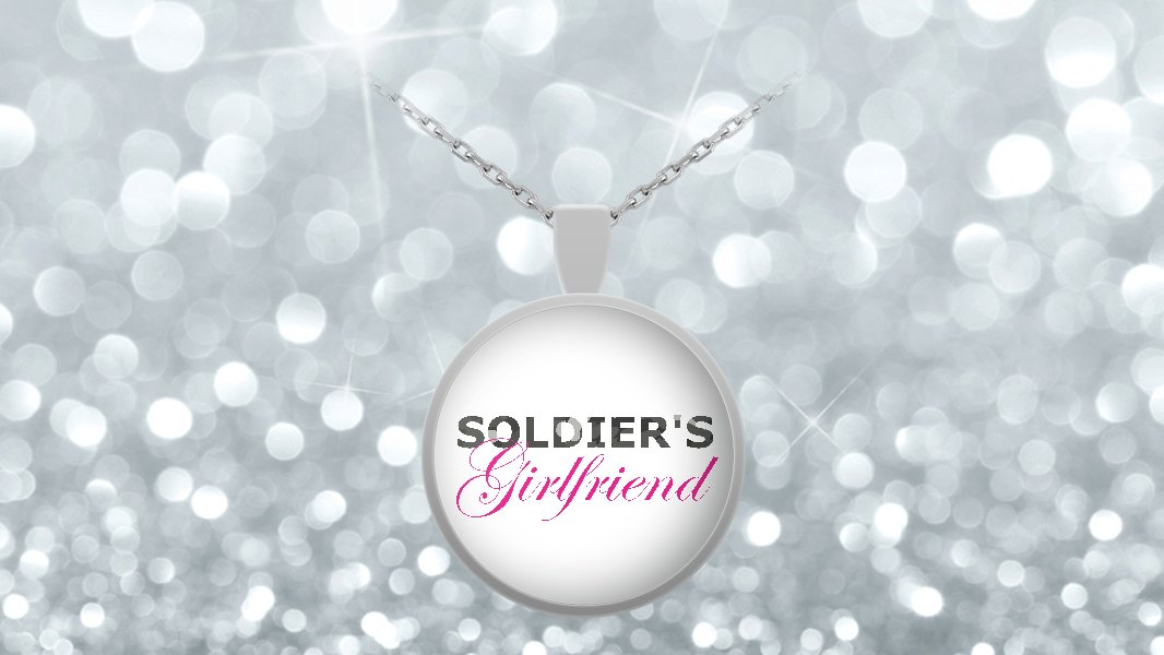 Soldier's Girlfriend - Necklace