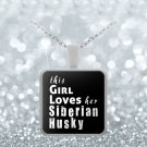 Siberian Husky - Necklace - Dog Gifts For Women - Gifts for Dog Lovers