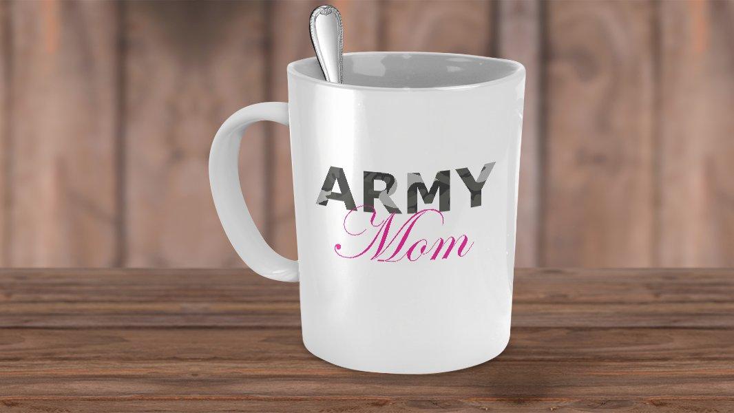 Army Mom - Mug