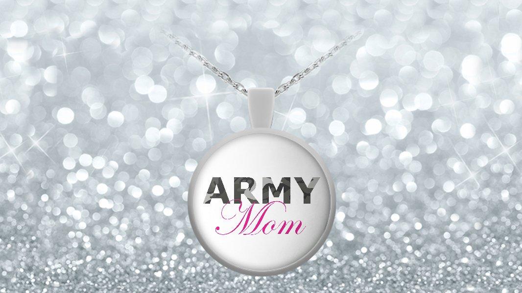 Army Mom - Necklace