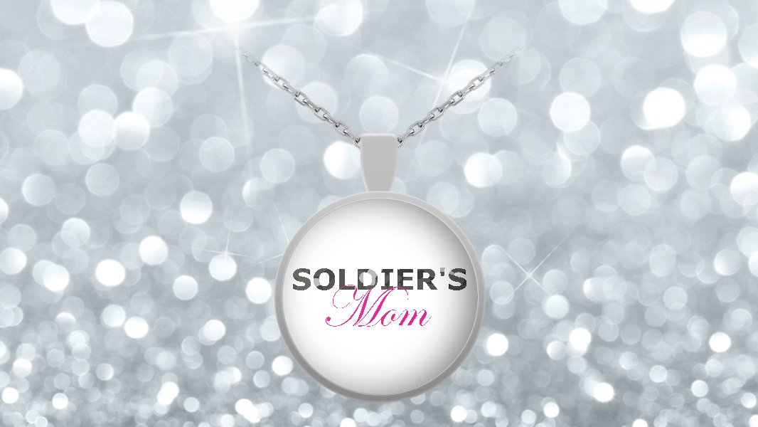 Soldier's Mom - Necklace