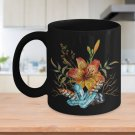 Tiger Lily Bouquet - 11oz Mug v2