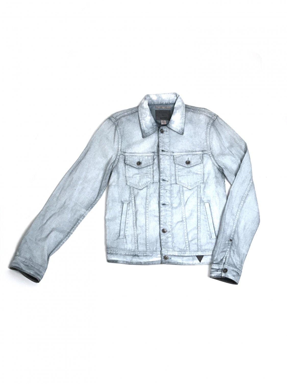 Light denim jacket GUESS