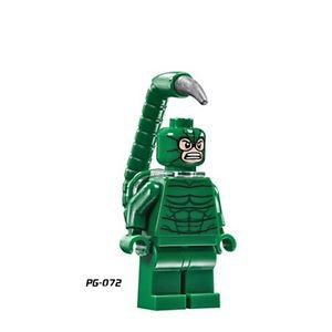 Scorpion Minifigures Marvel SuperHero Super Villains Sandman