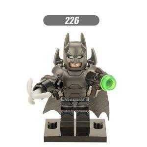 Single Sale Battle Batman Minifigures Super Heroes Avengers Mini Figure