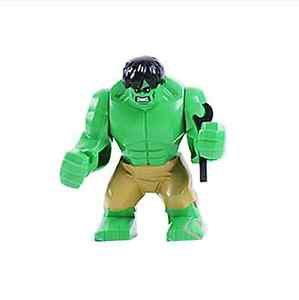 Decool Marvel Super Hero Avengers Big Minifigure HULK Blocks Figures Toys