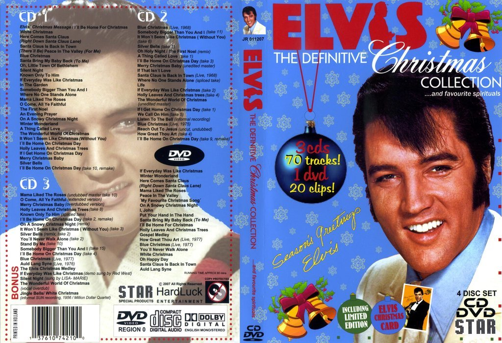 Elvis - Christmas Collection DVD