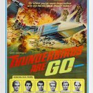 Thunderbirds Are Go (1968) - Gerry Anderson DVD