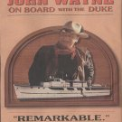 John Wayne : On Board With The Duke / Behind The Scenes DVD