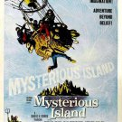 Mysterious Island (1961) DVD