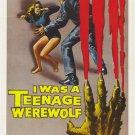 I Was A Teenage Werewolf (1957) - Michael Landon DVD