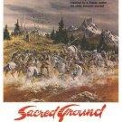 Sacred Ground (1983) - Jack Elam DVD