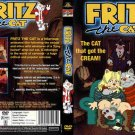 Fritz The Cat (1972) - Ralph Bakshi DVD