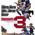 Sergeants 3 (1962) - Frank Sinatra DVD
