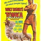 Tonka (1958) - Sal Mineo DVD