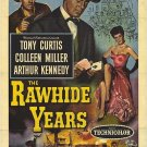 The Rawhide Years (1955) - Tony Curtis DVD