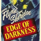 Edge Of Darkness (1943) - Errol Flynn DVD