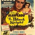 The Black Knight (1954) - Alan Ladd DVD