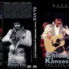 Elvis - From Chicago To Kansas City DVD