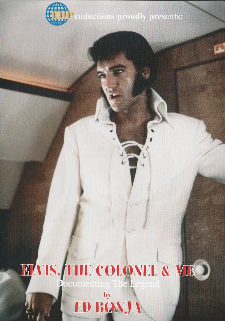 Elvis, The Colonel And Me - Ed Bonja DVD