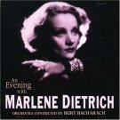 An Evening With Marlene Dietrich (1973) - DVD