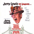 Don´t Raise The Bridge, Lower The River (1968) - Jerry Lewis DVD