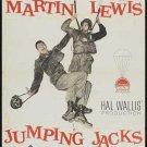 Jumping Jacks (1952) - Jerry Lewis DVD