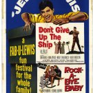 Rock-A-Bye Baby (1958) - Jerry Lewis DVD