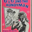 Eve And The Handyman (1961) - Russ Meyer DVD