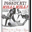 Faster, Pussycat Kill Kill (1965) - Russ Meyer DVD