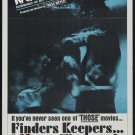 Finders, Keepers, Lovers, Weepers (1968) - Russ Meyer DVD