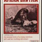Africa Erotica : A Happening In Africa AKA Jungle Erotic (1970) - Brigitte Lahaie